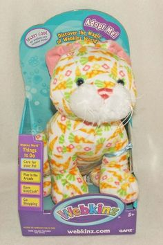 Webkinz Carrots Bunny Rabbit (HM754) NEW WITH CODES! #GANZ
