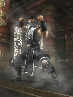 Smoke Mortal Kombat | Smoke do Mortal Kombat - Fotos e Imagens | Cultura Mix