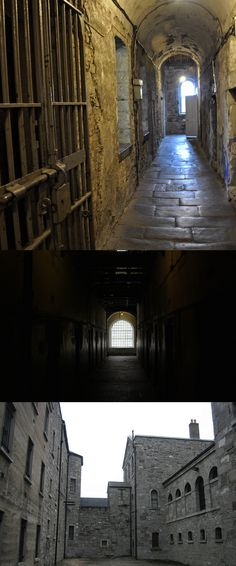 This 18th century jail closed its doors thanks to the violent ghosts locked inside....
