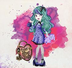Ever After High style: Twyla by Airinreika on deviantART