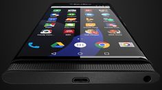 Image Render of the BlackBerry Venice running Android leaked - http://blackberryempire.com/image-render-of-the-blackberry-venice-running-android-leaked/ #BlackBerry #Smartphones #Tech
