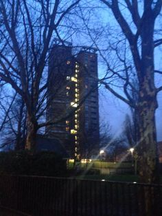 Sivill House, Columbia Rd at dawn where i lived for 17 years