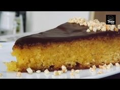Cocina – Recetas y Consejos Chocolate Carrot Cake, Tarta Chocolate, Spanish Food, Sin Gluten, Cheesecake, Food And Drink, Pie, Yummy Food, Cooking