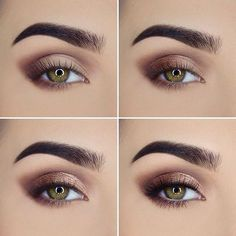 Here's a neutral eye look for ya using @toofaced Sweet Peach Palette (Luscious, Caramelized, Charmed I'm Sure, Peaches N' Cream, Tempting), @motivescosmetics Fiber Lush Mascara