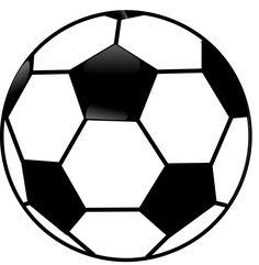 Balón De Fútbol, Bola, Blanco Y Negro, Voleibol