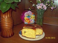 Dea's Cakes: Cozonac cu branza