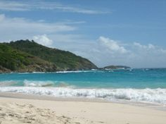 Macaroni beach,Mustique.  My favorite beach in the Caribbean