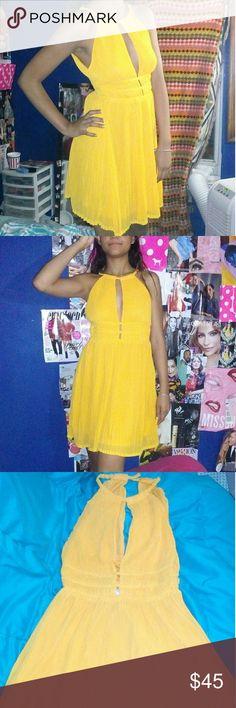 Dress Sexy summer dress never worn Nwot bought fotlr a cruise never got chance to wear H&M Dresses