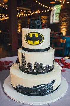 cool batman cake