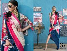 Sana Safinaz Winter Shawl Collection 2017 | PK Vogue