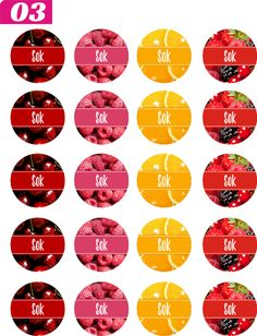 Spice Jar Labels, Spice Jars, Ideas, Miniatures, Thoughts
