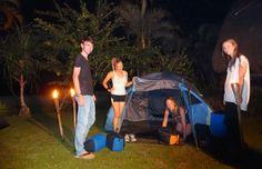 Bali Camping & Tubing Ubud Camp 2 Days 1 Night