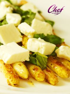 Spárga Görög módra recept - Spárga receptek Cantaloupe, Lunch, Fruit, Diet, Eat Lunch, Lunches