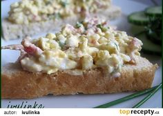 Czech Recipes, Ethnic Recipes, Bon Appetit, Baked Potato, Risotto, Potato Salad, Macaroni And Cheese, Food And Drink, Appetizers
