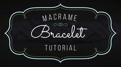 Beaded Macramé Flower Bracelet TUTORIAL in Boho Style | DIY