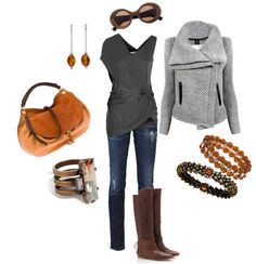 """""""Warm Winter Outfit"""""""