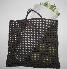 MARKET+BAG+grau/braun+von+STARHUNTERS+auf+DaWanda.com