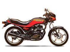 Kawasaki GPZ 305 (1983)