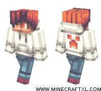 8 best minecraft skins images on pinterest minecraft skins lego teenage boy wearing a white hoodie with a orange creeper face on it very cool hoodie skin for minecraft publicscrutiny Image collections