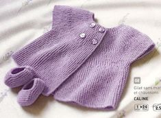Really cute FREE knitting patterns for babies