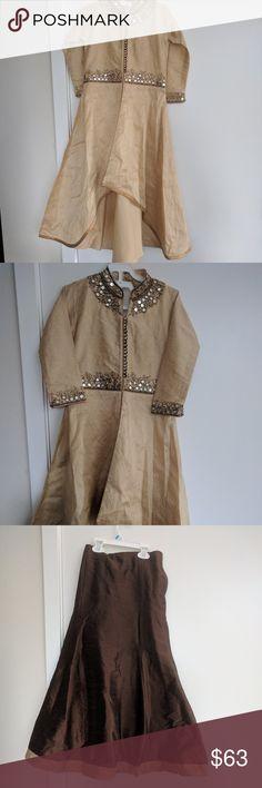 Lengha for kids Pure silk lengha age 5-7 years Dresses Wedding
