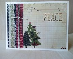 Hampton Art, We R Memory Keepers, Simple Stories, Pinecone, Simon Says Stamp, Card Kit, Twine, Christmas Cards, Card Making