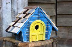 Prairie Home Birdhouse
