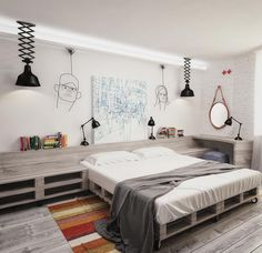 Interijer uređen za mladi par | D&D - Dom i dizajn