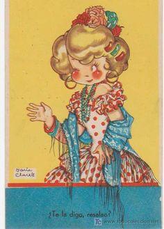Colección María Claret.¿Te la digo resalao?