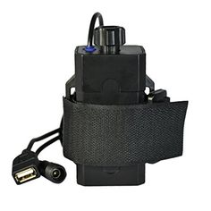 BETTER MALL 5V/8.4V DC and USB Interface 18650 Battery Pack Box Holder Power Bank Case for Bike Bicycle Light Headlight Cellphone Mobile Phone iPhone (Black) -- Awesome products selected by Anna Churchill