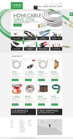 Шаблон TM51009 Тип: WooCommerce Themes $115