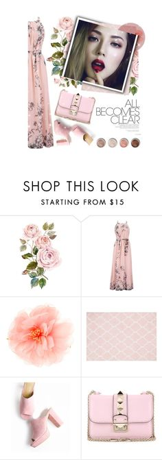 """""""#8"""" by stalya ❤ liked on Polyvore featuring claire's, Valentino and Terre Mère"""