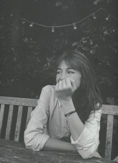 Charlotte Gainsbourg featured inSELF SERVICE N° ...