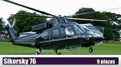 Alquiler de Helicópteros en España