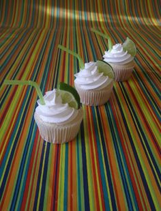 Margarita Cupcakes! By Its a Jaime Thing -- see more at LuxeFinds.com