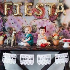 1st. Birthday Fiesta Party