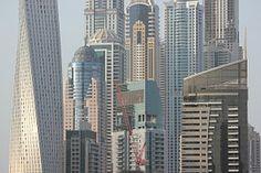 Dubai, Gran Ciudad, Rascacielos