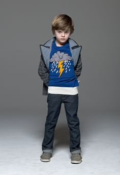 Named one of the most prominent designers of his generation, Jeffrey Sebelia has launched a brand of edgy kids' clothes. Trendy Outfits, Boy Outfits, Fashion Outfits, Trendy Mens Fashion, Fashion Edgy, Men Fashion, Little Boy Fashion, Mens Clothing Styles, Trendy Clothing