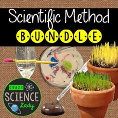 Everything you need for the scientific method.
