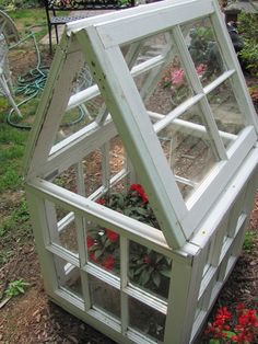 37+ Awesome Ways To Reuse Old Windows