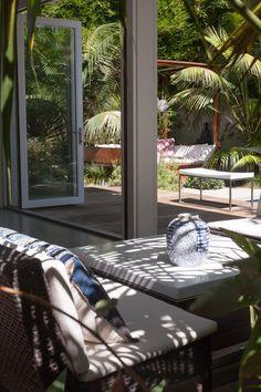 119 Living Studio - kim nadel interiors Indoor Outdoor Living, Windows, Studio, Inspiration, Design, Decor, Biblical Inspiration, Decoration, Ramen
