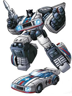 Jazz by ~BlondTheColorist on deviantART - Transformers Autobot