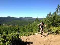 Farewell Trail in Bend. Photo by: Mtbgreg1