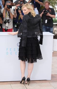 Pin for Later: All the Gorgeous Stars at the Cannes Film Festival Cate Blanchett