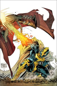 Spawn #242 - STORY by Jonathan David Goff, Todd McFarlane, LETTERS - Tom Orzechowski, COVER by Todd McFarlane, COLORS by Fco Plascencia, INKS and PENCILS by Szymon Kudranski