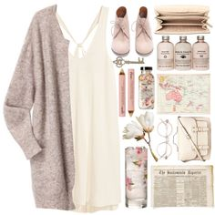 Just give me a reason by mejola on Polyvore featuring H&M, Acne Studios, MICHAEL Michael Kors, Dorothy Perkins and NYX