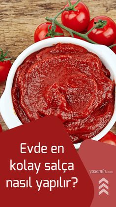Tomato Paste, Food Preparation, Clay Crafts, Salsa, Food And Drink, Vegetables, Kitchen, Recipes, Preserve