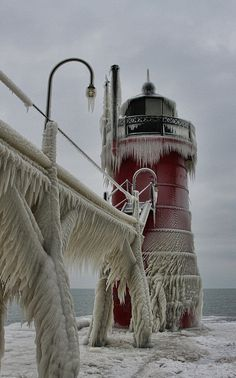 South Haven, Michigan, Lighthouse