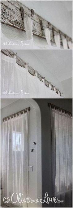72 best diy curtain rods images diy curtain rods diy curtains rh pinterest com
