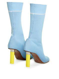 Sock ankle boots | Vetements | MATCHESFASHION.COM UK